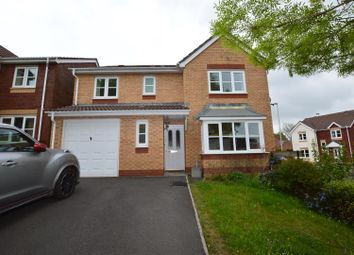 Thumbnail 4 bed detached house to rent in Delfryn, Miskin, Pontyclun