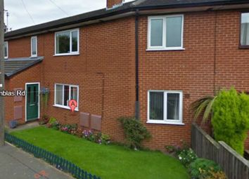 Thumbnail 2 bedroom flat to rent in Trinity Close, Rhostyllen, Wrexham