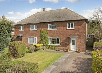Thumbnail 3 bed semi-detached house for sale in 14 Midgley Road, Burley In Wharfedale, Ilkley, West Yorkshire