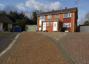 Thumbnail 3 bed semi-detached house to rent in Robins Bow, Camberley