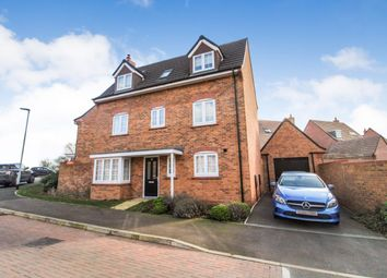 4 bed detached house for sale in Kiln Drive, Stewartby, Bedford MK43
