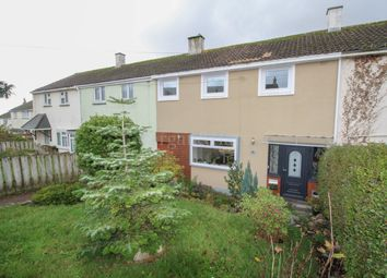 Thumbnail 3 bed terraced house for sale in Grenville Avenue, Chelston, Torquay