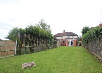 Thumbnail 3 bed semi-detached house for sale in Wrangbrook Road, Upton, Pontefract