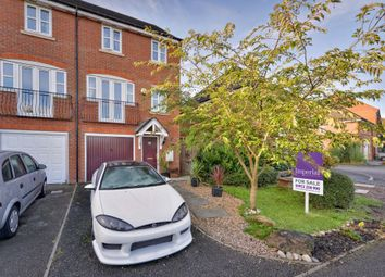 Thumbnail 4 bedroom town house for sale in The Saplings, Madeley, Telford