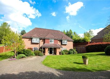 Thumbnail 5 bedroom detached house for sale in Ibworth Lane, Fleet