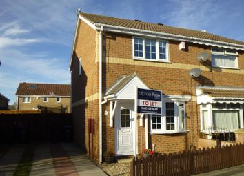 Thumbnail 2 bed semi-detached house to rent in Netherfields Crescent, Middlesbrough