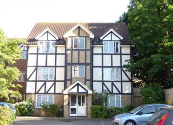 Thumbnail 1 bed flat for sale in Lulworth Crescent, Colliers Wood Borders
