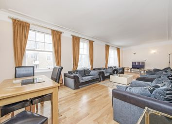 Thumbnail 3 bed flat to rent in Cumberland Mansions, Brown Street, Marylebone