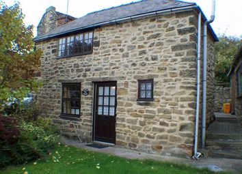 Thumbnail 1 bedroom cottage to rent in The Green, Fritchley, Crich, Derbyshire