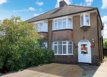 Thumbnail 3 bedroom semi-detached house to rent in Knighton Road, Redhill