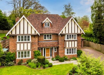 Thumbnail 6 bed detached house for sale in Harestone Hill, Caterham, Surrey