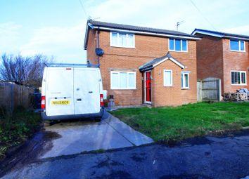 Thumbnail 3 bed detached house for sale in Hanley Close, Poulton-Le-Fylde, Lancashire