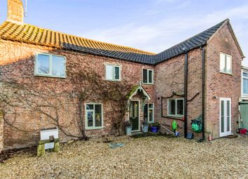 Thumbnail 3 bed semi-detached house for sale in Main Road, Little Hale, Sleaford