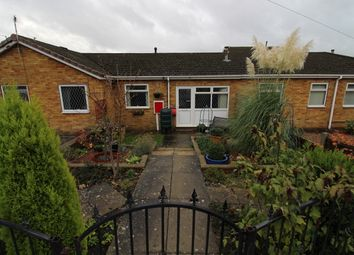 Thumbnail 2 bed terraced bungalow for sale in Blenheim Court, Bottesford, Scunthorpe