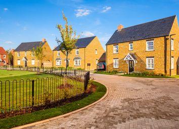 "Thumbnail 4 bed detached house for sale in ""Layton"" at Flux Drive, Deddington, Banbury"