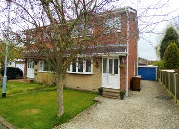 3 bed semi-detached house to rent in Gowy Close, Alsager, Stoke-On-Trent ST7