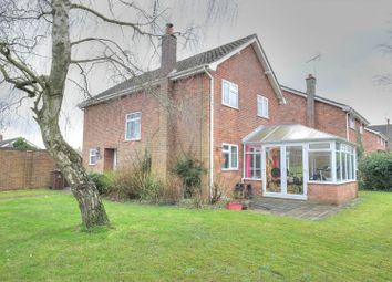 Thumbnail 4 bed detached house for sale in Ainsworth Close, Swanton Morley, Dereham