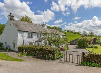 Thumbnail 5 bedroom farmhouse for sale in Rossill Bridge Farm, Whinfell, Kendal