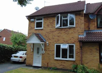 Thumbnail 3 bedroom semi-detached house to rent in Ellwood Close, Leicester