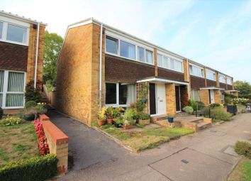 Thumbnail 3 bed end terrace house for sale in Old Hertford Road, Hatfield