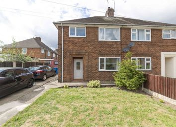 Thumbnail 3 bed semi-detached house for sale in Richmond Road, Worksop, Nottinghamshire