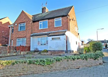 3 bed semi-detached house for sale in Leivers Avenue, Arnold, Nottingham NG5