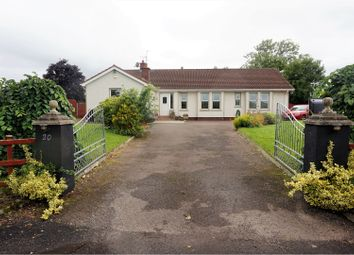 Thumbnail 3 bed detached bungalow for sale in Coolermoney Road, Strabane