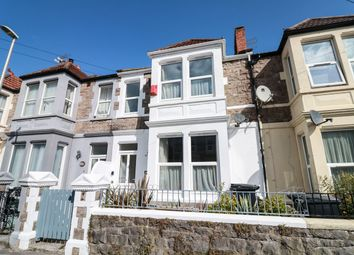 Thumbnail 5 bed terraced house for sale in Clifton Road, Weston-Super-Mare