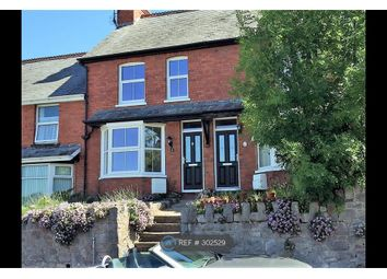 Thumbnail 2 bed terraced house to rent in Fairmount, Old Colwyn, Colwyn Bay