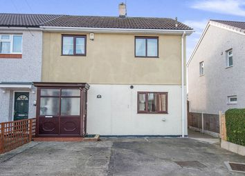 Thumbnail 3 bed detached house for sale in Alma Road, North Wingfield, Chesterfield