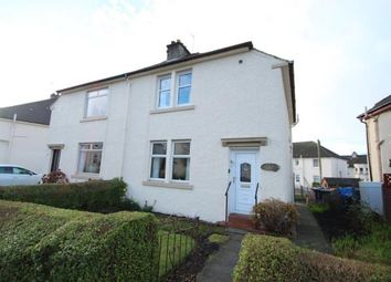 Thumbnail 2 bedroom semi-detached house for sale in Princess Crescent, Paisley, Renfrewshire