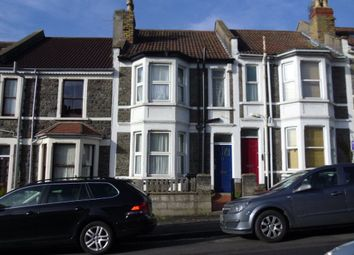 Thumbnail 4 bedroom terraced house to rent in Church Road, Horfield, Bristol