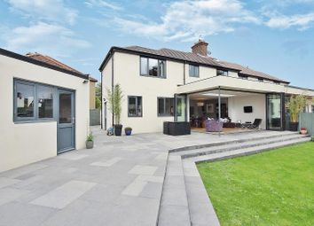 Thumbnail 4 bed semi-detached house for sale in Woodland Gardens, Isleworth