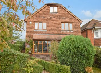 Thumbnail 5 bed detached house for sale in Hythe Road, Willesborough, Ashford