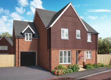 "Thumbnail 5 bed detached house for sale in ""The Goudhurst"" at London Road, Westerham"