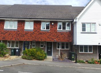Thumbnail 3 bed terraced house to rent in Bakers Crescent, Dartford