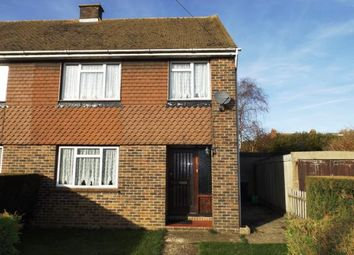 Thumbnail 3 bed semi-detached house for sale in Crewes Lane, Warlingham, Surrey