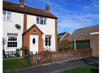 Thumbnail 2 bed end terrace house for sale in Flax Mill Walk, Brough