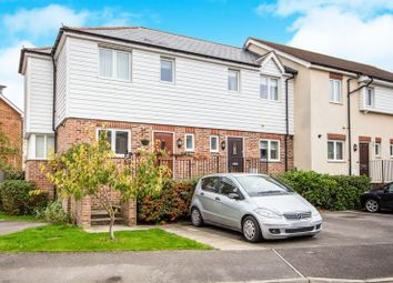 Thumbnail 2 bed terraced house for sale in Tekram Close, Edenbridge