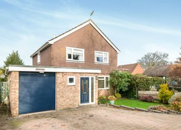 Thumbnail 3 bed detached house for sale in St Andrews Close, North Baddesley, Southampton