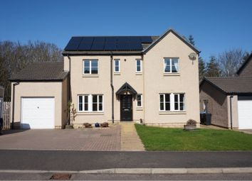 Thumbnail 4 bed detached house for sale in Springwood Rise, Kelso