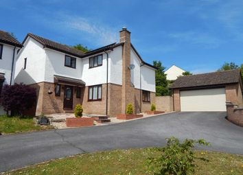 Thumbnail 4 bed property for sale in Newbery Close, Colyton, Devon