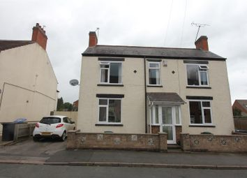 Thumbnail 3 bed detached house for sale in The Cloisters, Wood Street, Earl Shilton, Leicester