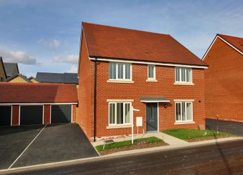 4 bed detached house for sale in The Thornford Plot 141, Ridgewood Place, Lewes Road, Uckfield TN22
