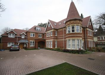Thumbnail 3 bedroom flat for sale in Pinewood Road, Branksome Park, Poole