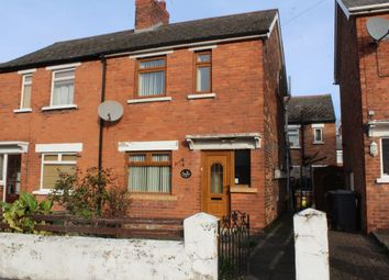 Thumbnail 3 bedroom semi-detached house for sale in Dunraven Park, Bloomfield, Belfast