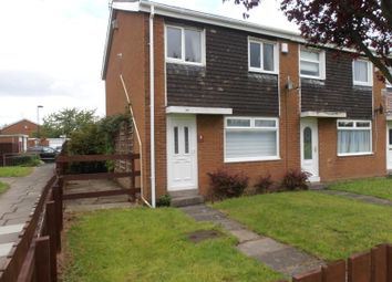 Thumbnail 3 bed property to rent in Marlborough Court, Kingston Park, Newcastle Upon Tyne