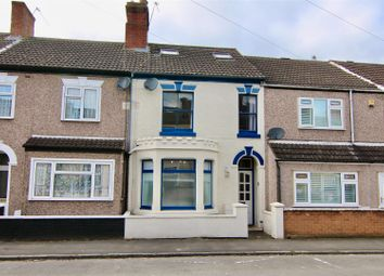 Thumbnail 4 bed terraced house for sale in Victoria Street, Rugby