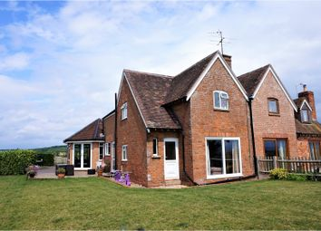 Thumbnail 4 bed semi-detached house for sale in Church Lane, Gloucester