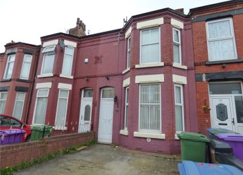 Thumbnail 3 bed terraced house for sale in Buckingham Road, Tuebrook, Liverpool, Merseyside